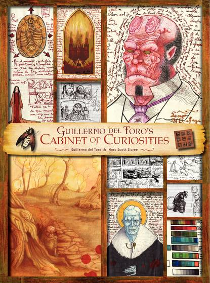 Cabinet Of Curiosities Guillermo Del Toro