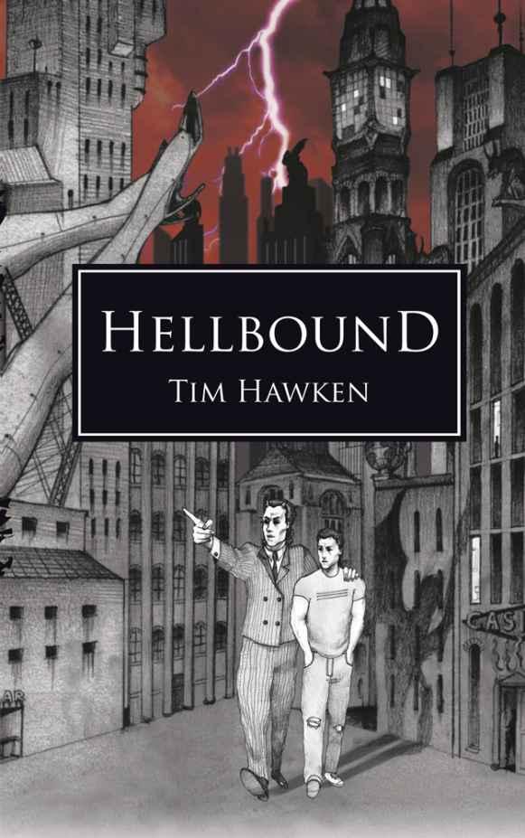 Fantasy Book Cover Cliches : Hellbound by tim hawken sffworld
