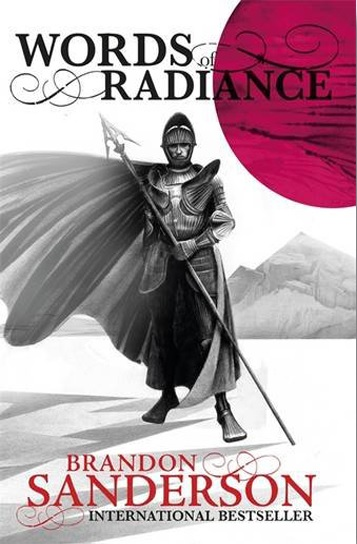 Words of Radiance cover UK