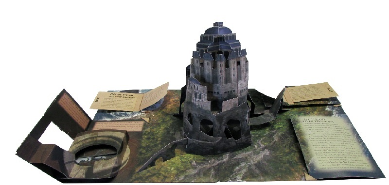 Game Of Thrones A Pop Up Guide To Westeros SFFWorld