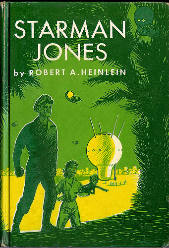 Robert A Heinlein_Starman Jones_SCRIBNER_Clifford Geary