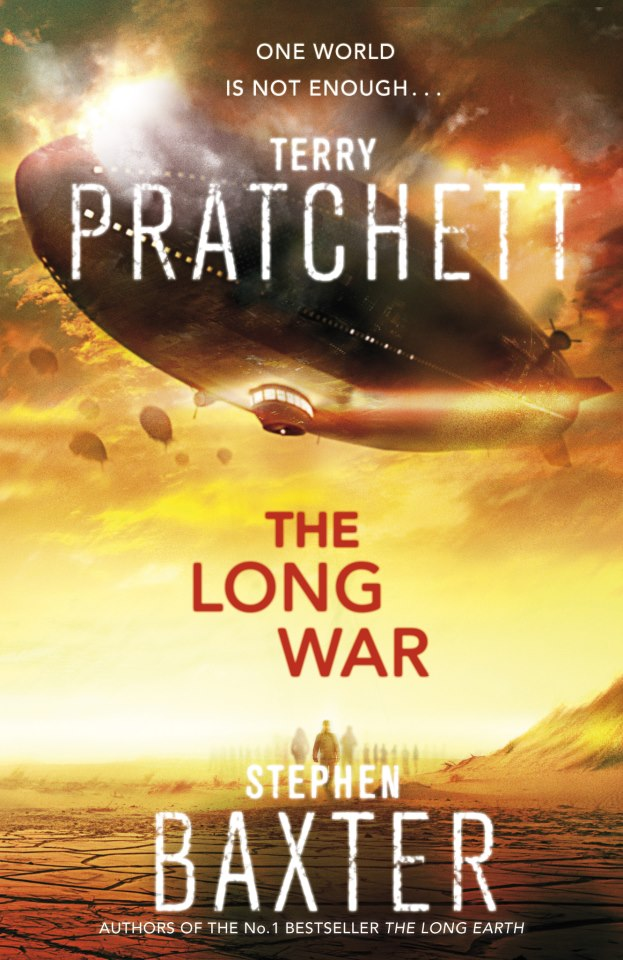 The Long And Short Of Decorating Your Room In Bohemian: The Long War By Terry Pratchett And Stephen Baxter
