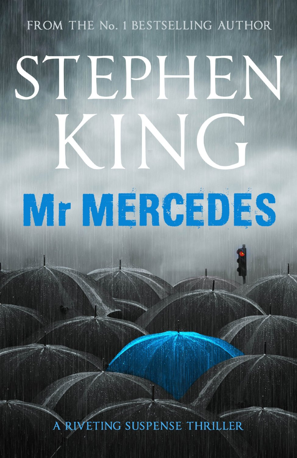 Book Covered : Mr mercedes by stephen king sffworld