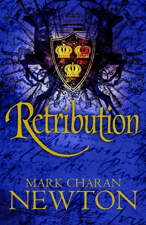 Retribution cover small
