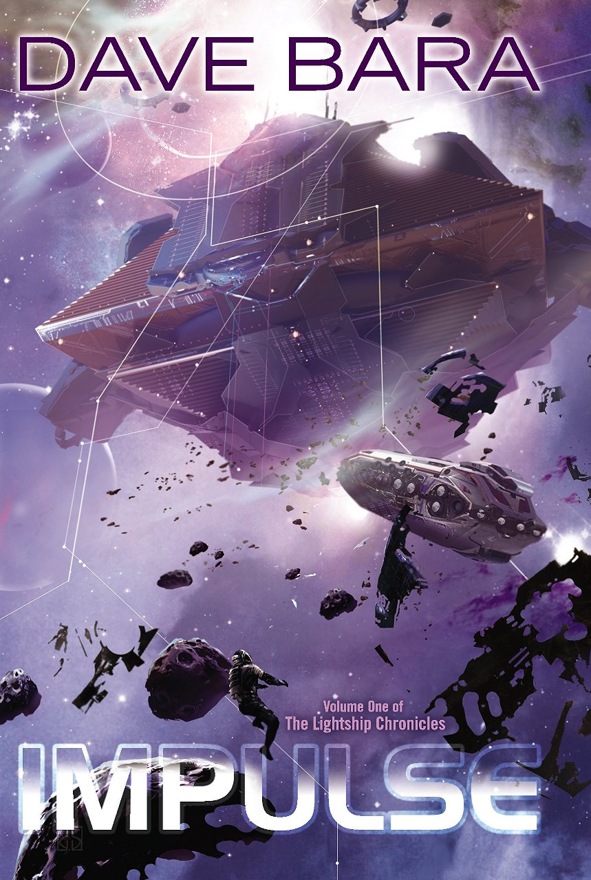 Cover Art by Stephan Martiniere