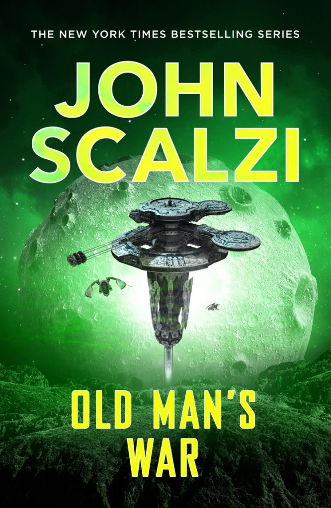 Old Man's War by John Scalzi – SFFWorld