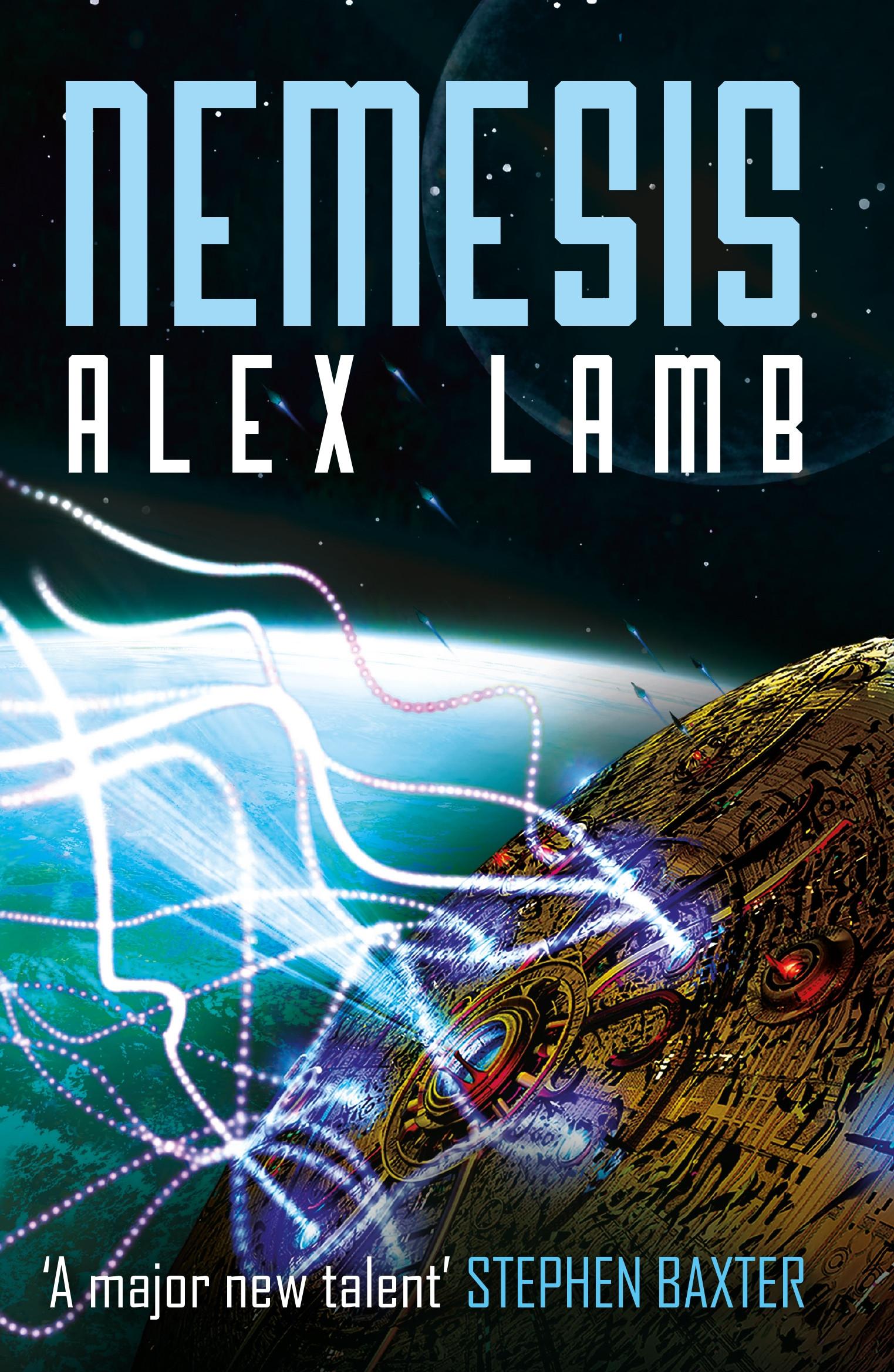 Nemesis by Alex Lamb