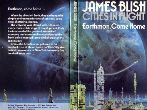 Earthman Come Home by James Blish