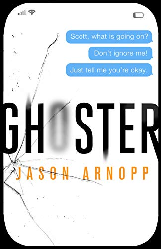SFFWorld Countdown to Halloween 2019: Ghoster by Jason Arnopp