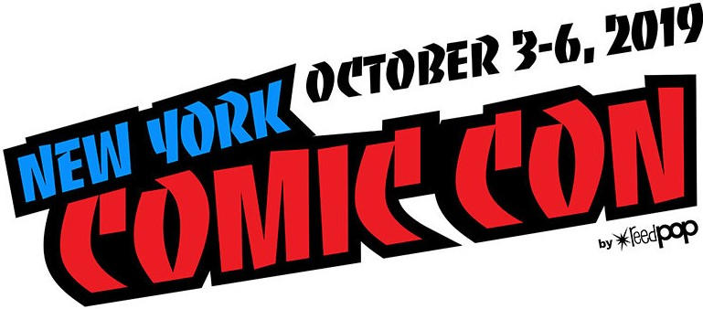 New York Comic Con 2019 Convention Report