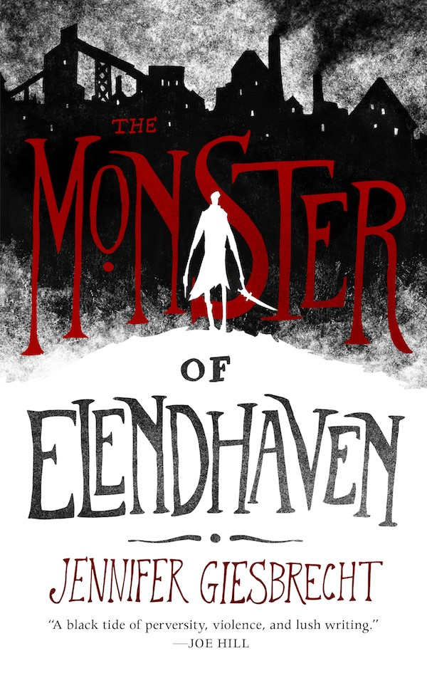 SFFWorld Countdown to Halloween 2019: THE MONSTER OF ELENDHAVEN by Jennifer Giesbrecht